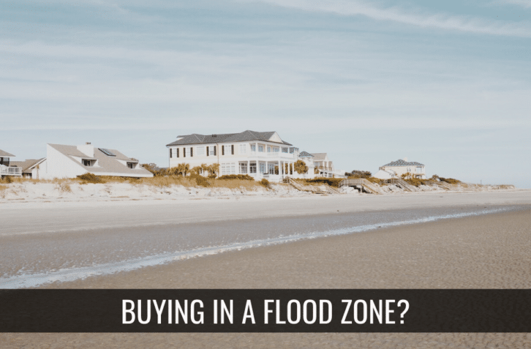 Tips for Buying in a Flood Zone