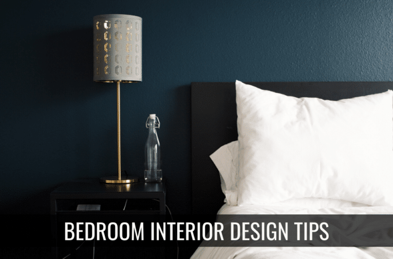 Design tips for bedrooms